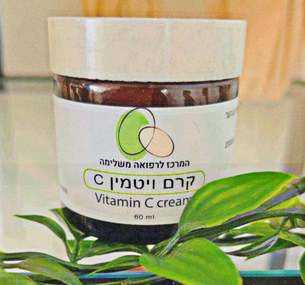 Ночной Крем для лица с витамином С