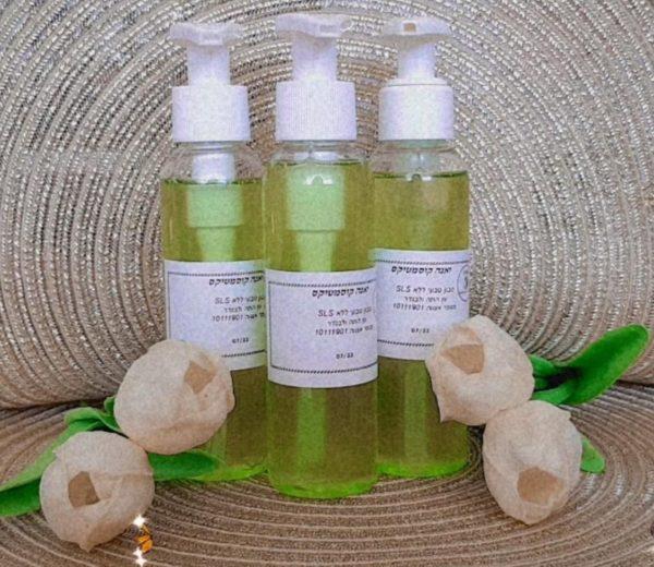 Натуральное мыло-антибактериальное